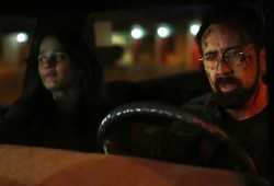 Wanting Glass will make you nostalgic for when Nic Cage did motion pictures with Brian De Palma