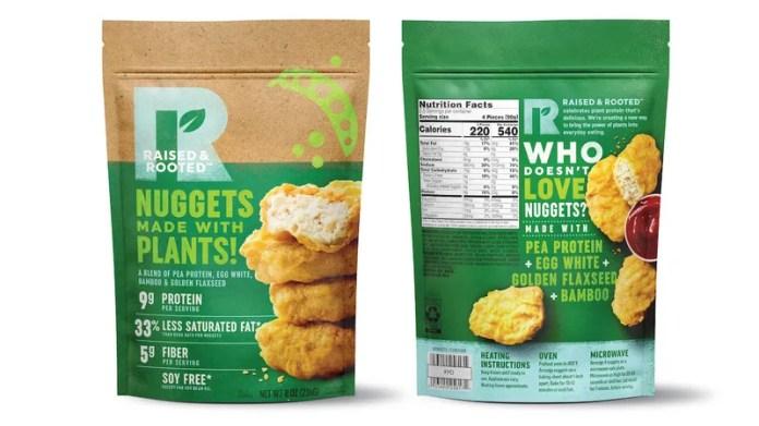 Tyson bringt seine erste pflanzliche Proteinmarke auf den Markt, die mit Beyond Meat konkurriert