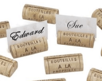 Recycle Wine Corks into Place Card Holders