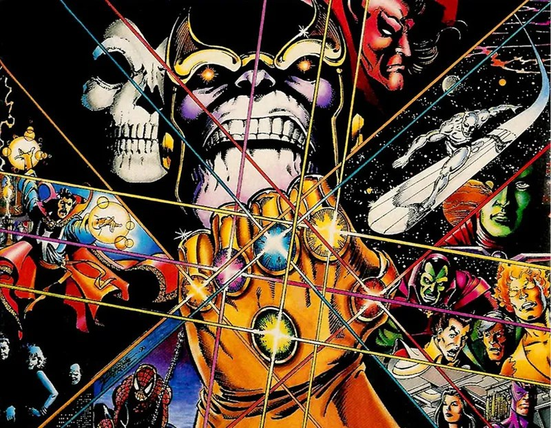 Explaining the Tesseract, Infinity Gems and other Powers Cosmic