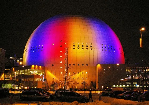 The Largest Scale Model Of Our Solar System Is In Sweden