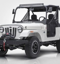 the mahindra roxor is a tiny offroad jeep that you can totally buy in america [ 1600 x 900 Pixel ]