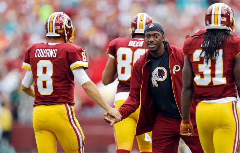 Chris Cooley Has A Whole Bunch Of Thoughts On RGIII