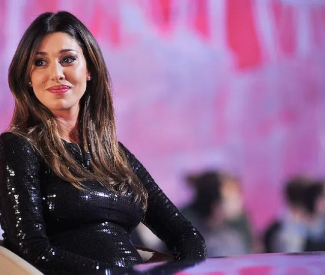 Argentinian Model And Tv Personality Belen Rodriguez Is Embroiled In A Battle Against Google And Yahoo Over Search Results That Link Her Name To