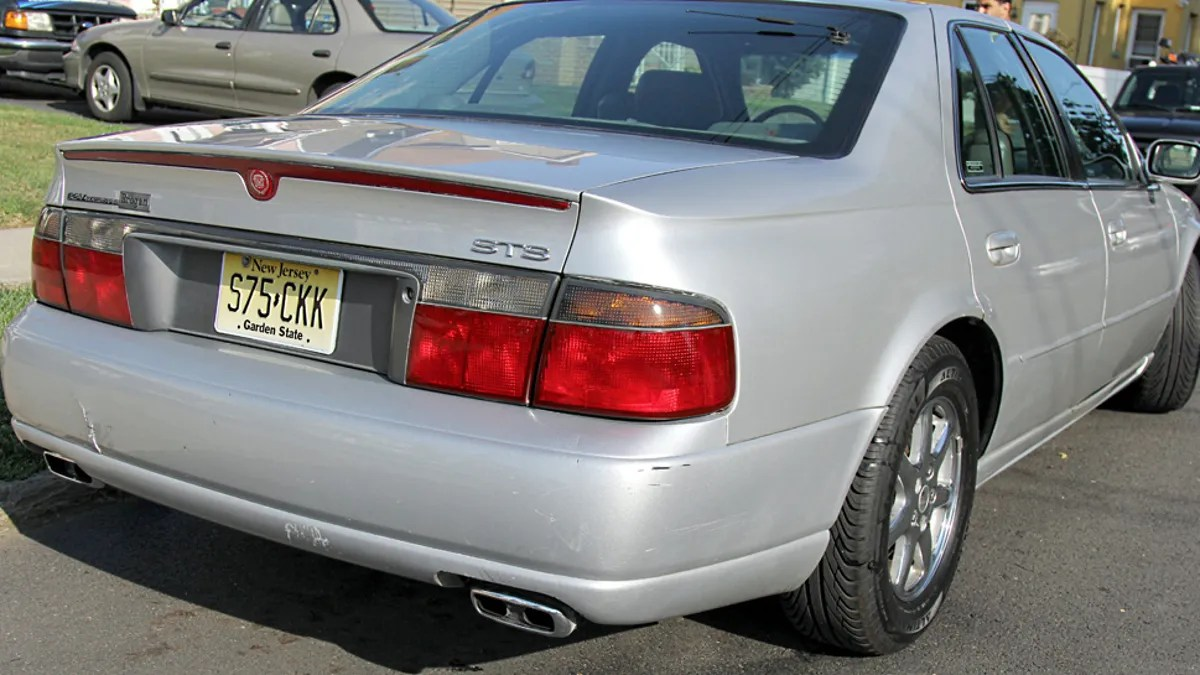 hight resolution of the story of my 2002 cadillac seville sts
