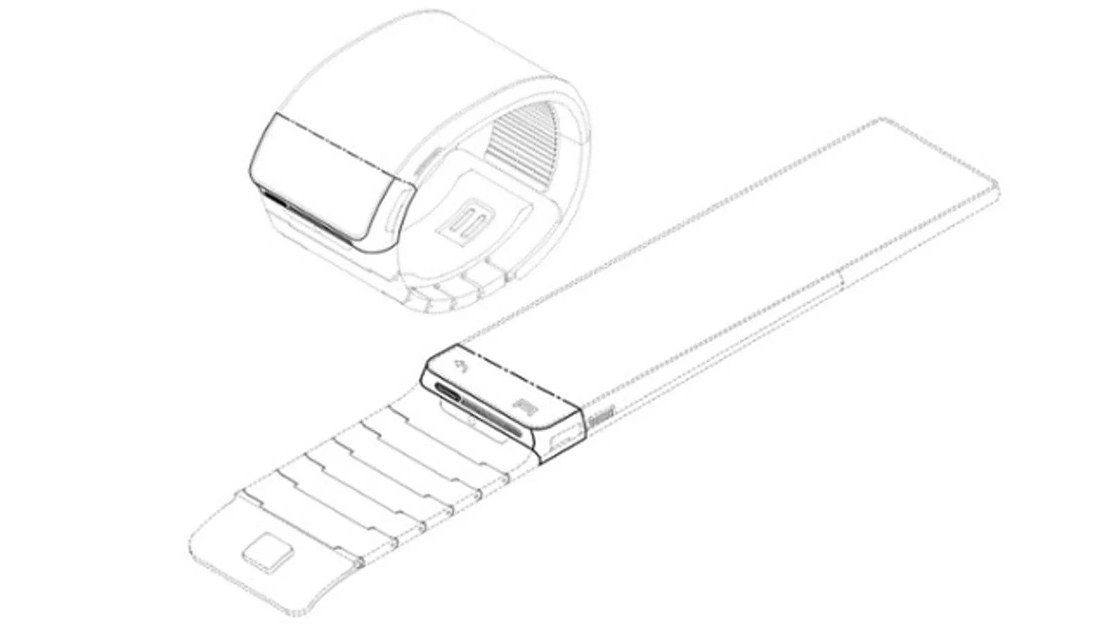 Rumour: Samsung Smart Watch Has Camera, Speakers, NFC