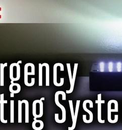 emergency lighting fixture [ 1600 x 900 Pixel ]