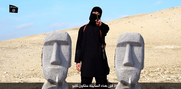 Japan: 'ISIS Crap Photoshop' Contest