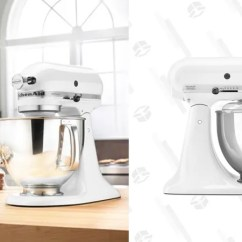Walmart Kitchen Aid Mixer Cabinets Orange County Finally Get Yourself A Kitchenaid With This Discount Artisan 5 Qt Stand 210 Graphic Erica Offutt