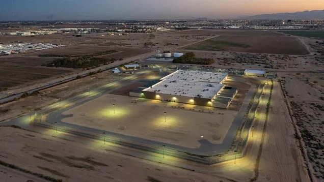 j1va3gufpgqxaps4rux1 An Artist Used a Drone to Photograph Rarely Seen ICE Detention Centers | Gizmodo