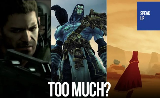Are There Too Many Good Games Coming Out This Year