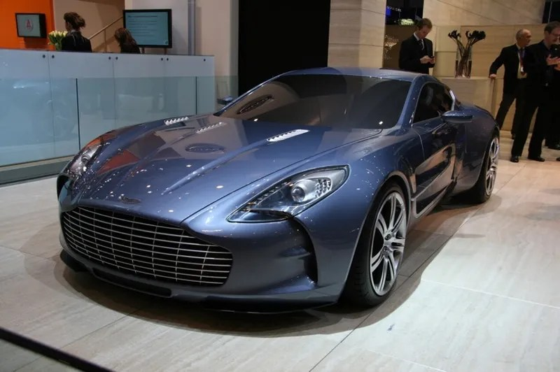 $14 Million Aston Martin One77 Only Second Most