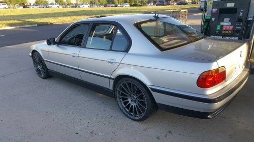 small resolution of for 21 000 could this m5 imbued 2000 bmw 740i be your ultimate executive express