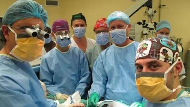 "South African Surgeons Claim ""First Successful"" Penis Transplant. Is It?"