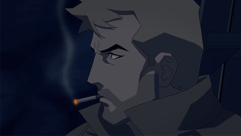 the constantine animated series