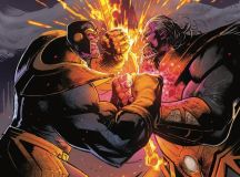 Death finally comes for Thanos in this exclusive preview ...