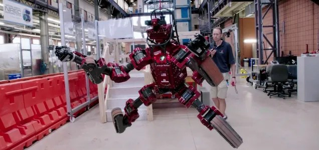 Il produttore cinematografico leggendario Werner Herzog ha fatto un documentario circa robotica e A.I.