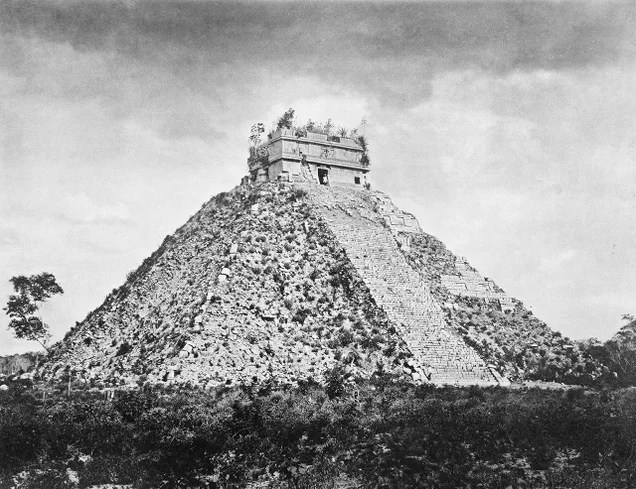 A Pyramid in the Middle of Nowhere Built To Track the End of the World