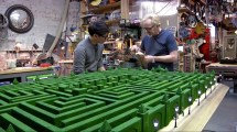 Mythbusters Adam Savage Painstakingly Recreated