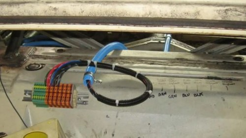 small resolution of race car wiring job