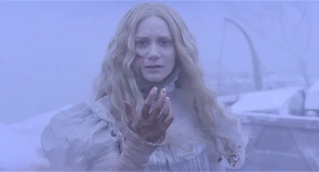 We Asked Tom Hiddleston All About The Wild Sexuality In Crimson Peak