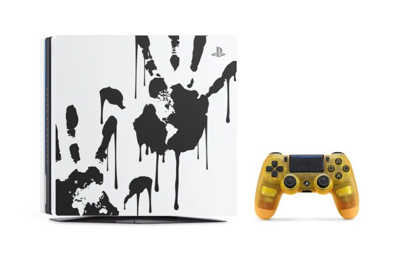 Illustration for article titled New Death Stranding PS4 Has A Controller Based On The Weird Baby