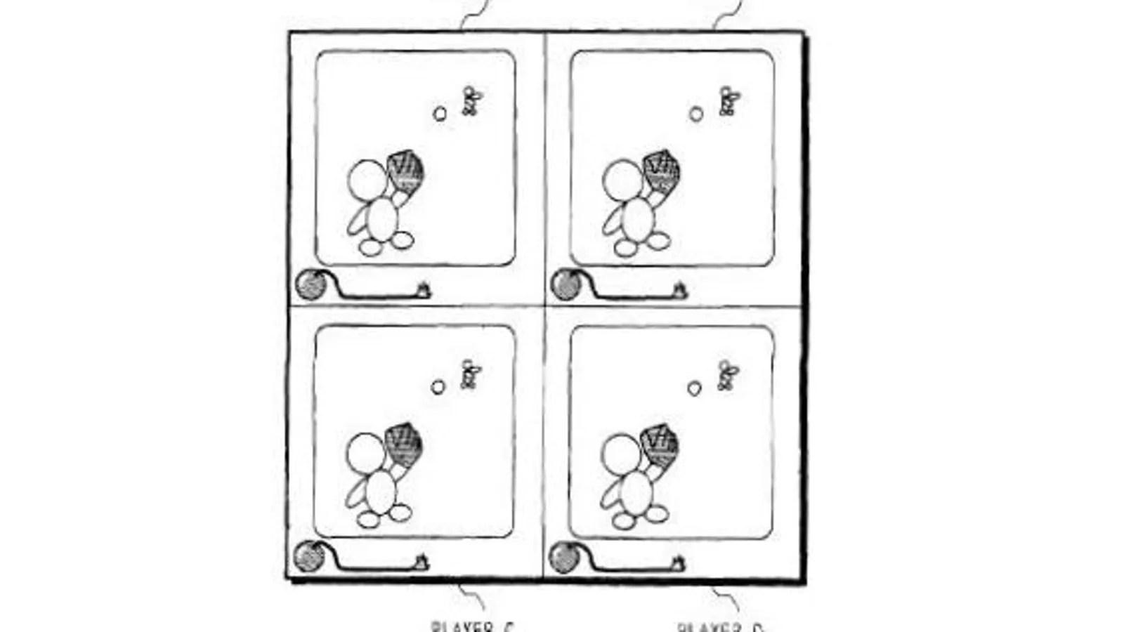Nintendo Patents WarioWare Take On Othello