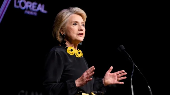 Illustration for article titled A Play About Hillary Clinton Opens on Broadway This Month