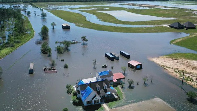 hobhebcbz4bngqyyegg6 Hurricane-Ravaged Louisiana Just Can't Catch a Break | Gizmodo