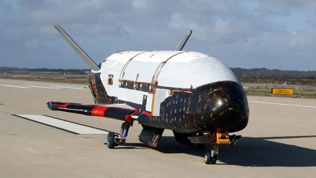 We Finally Know Something About What The Shadowy X-37B Will Do In Orbit