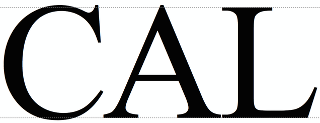 The Famous Optical Illusion Hidden in Every Typeface