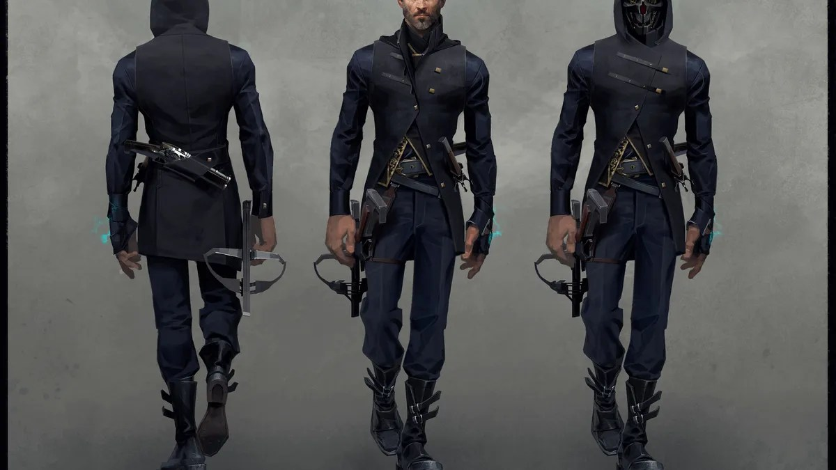 the art of dishonored