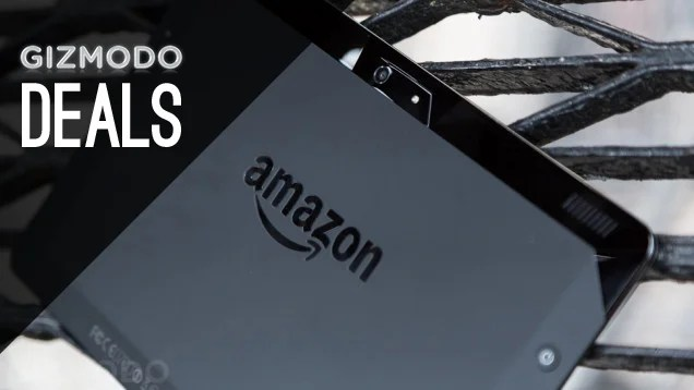 Kindle Fire HD and HDX On Sale, With Bonus Discounts For Prime Members
