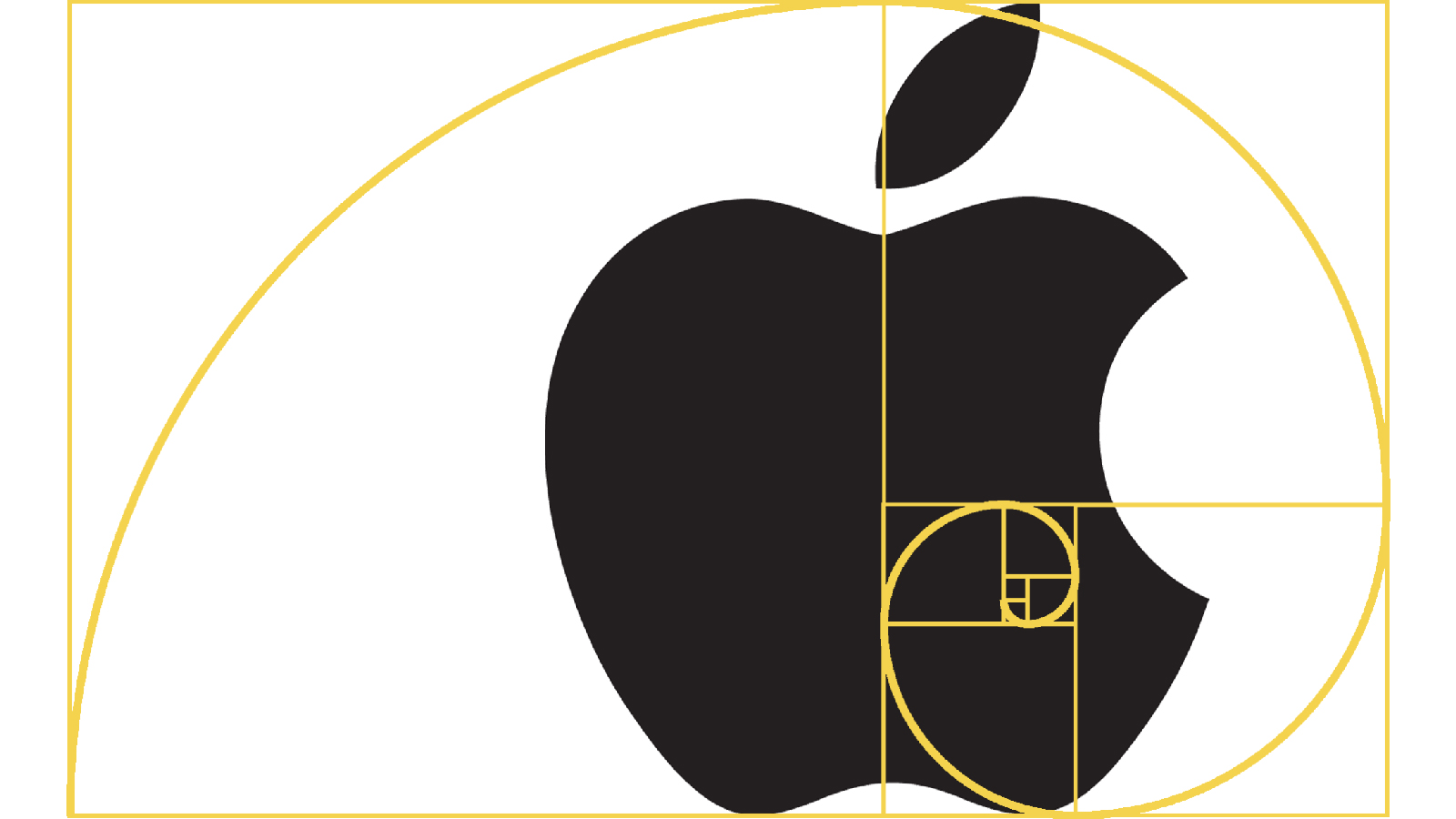 Does The Apple Logo Really Adhere To The Golden Ratio
