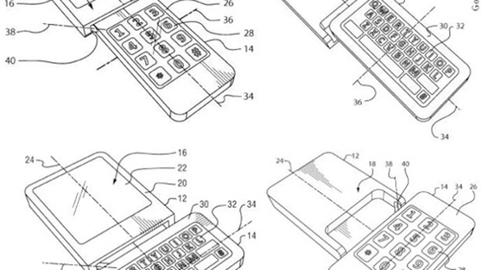 Rotating BlackBerry Phone Patent Makes My Eyes Bleed