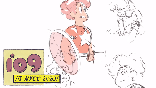 a10dixuhpyzkzvamqull Steven Universe's Rebecca Sugar Lifts the Lid on an Episode That Never Was   Gizmodo