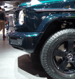 i crawled under the 2019 mercedes g class with one of mercedes head engineers [ 1200 x 675 Pixel ]