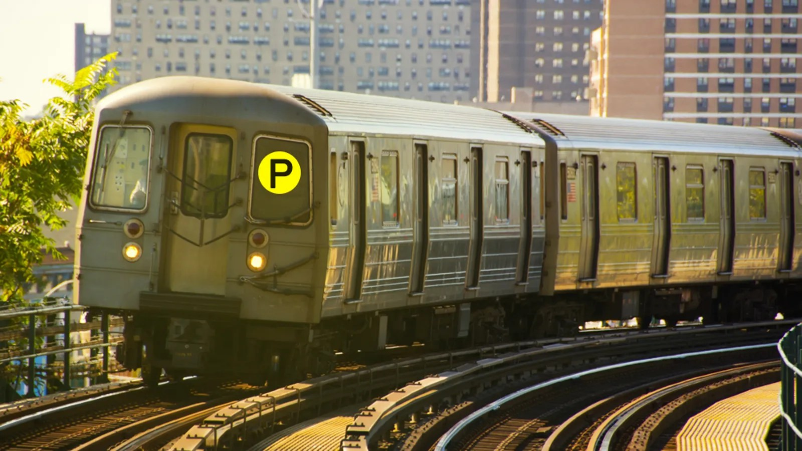 Why Doesn T Nyc Have A P Train