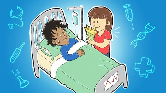 How to Make a Loved One's Time in the Hospital Easier for Everyone