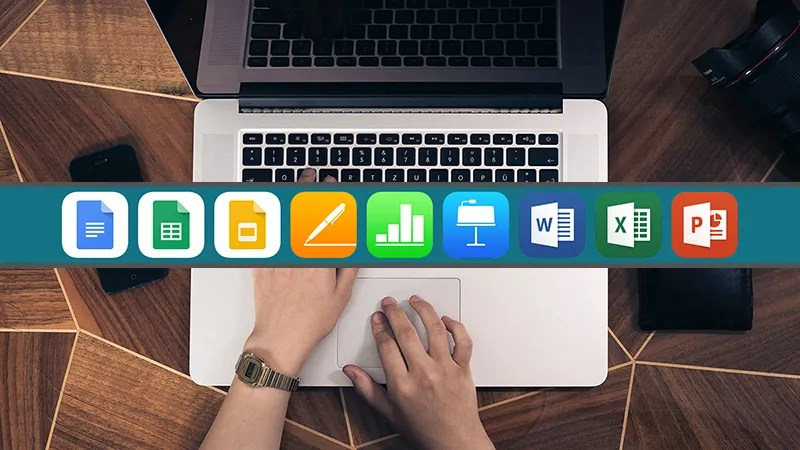Google vs Apple vs Microsoft: Which Online Office Suite Should You ...