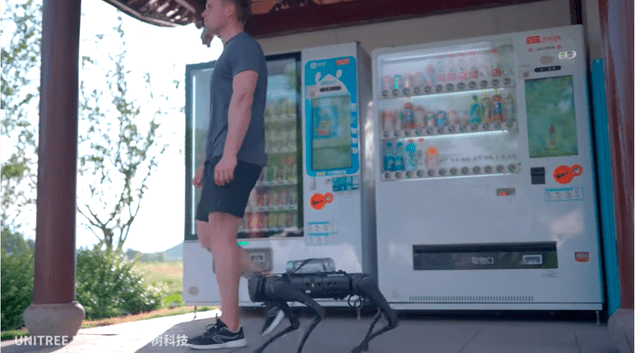 a8d19e92adb7d30f26b2e94c2eae094a For $2,700, You Too Can Have Your Very Own Robot Dog | Gizmodo
