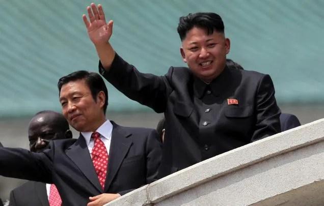 Kim Jongun Eine HaarschnittOdyssee