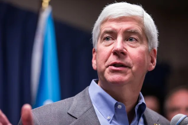 makxbmhcwuldfxcpudky Report: Former Michigan Gov. Rick Snyder Will Finally Be Charged for Poisoning Flint's Water | Gizmodo
