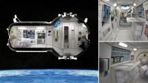 Space Hotel Offers Aliens Aplenty