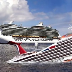 Carnival Cruise Ship Diagram 1984 Chevy Truck Headlight Switch Wiring Shelling From Royal Caribbean's M.s. 'allure' Sinks Vessel That Crossed Into ...