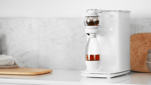 $1,000 Tea Infuser Heavily Discounted as Company Crashes and Burns