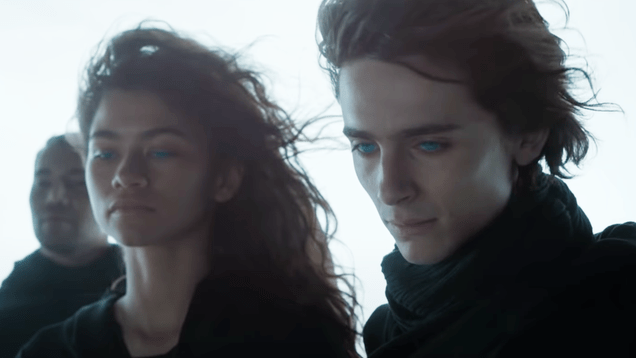 ddf991c084a132596754292f946298c4 Dune's New Trailer Is All About Paul Atreides' Great and Terrible Destiny   Gizmodo
