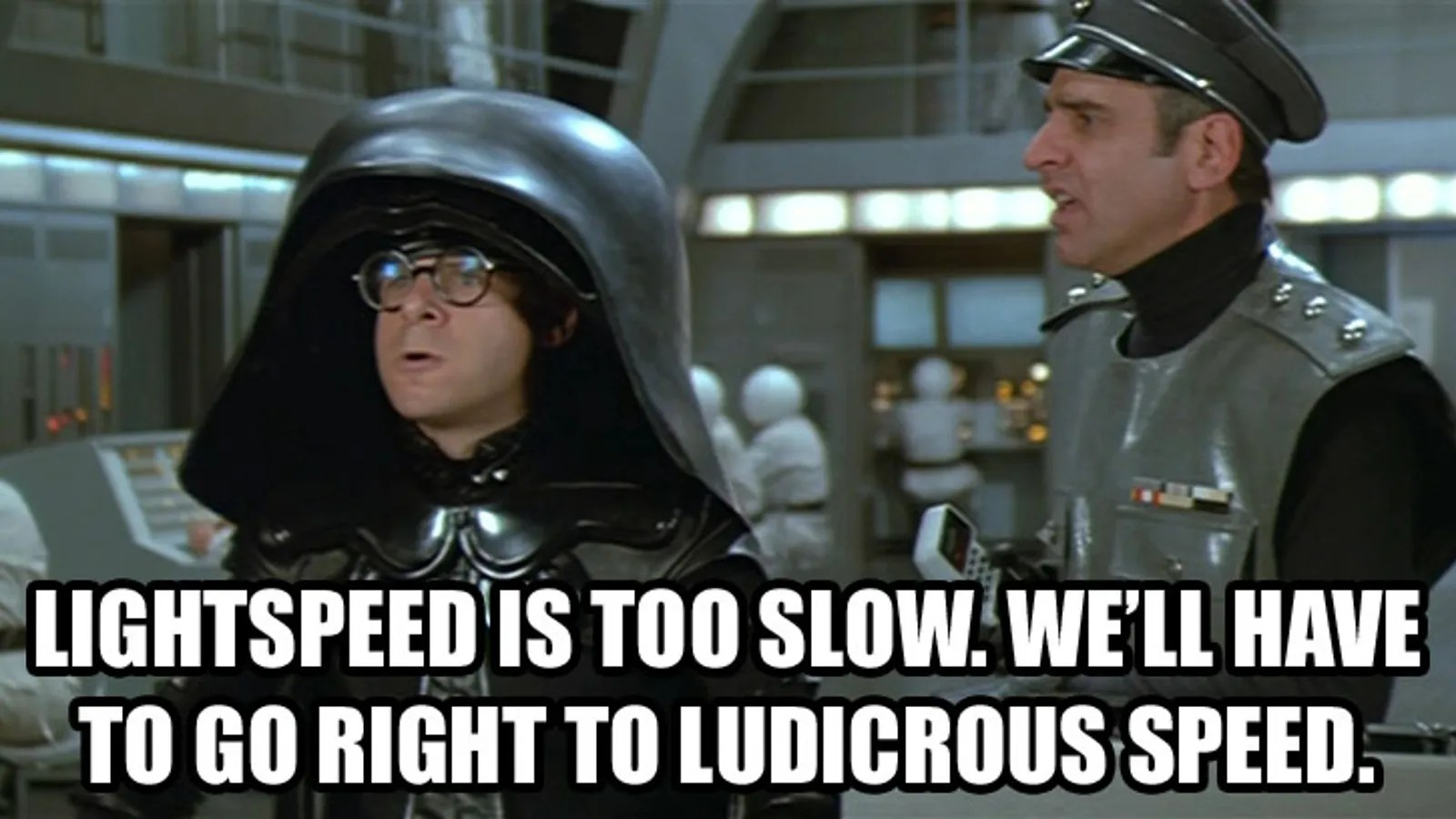 Image result for ludicrous speed