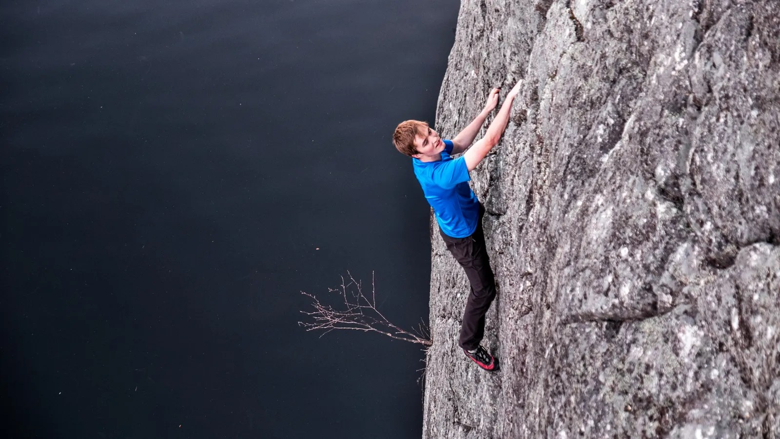 Adirondack Fall Wallpaper How To Climb Big Cliffs Without Ropes And Not Die