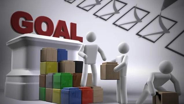 List Self Improvement Goals